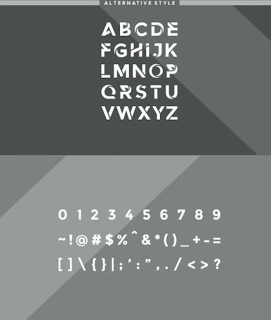 Rintix font free