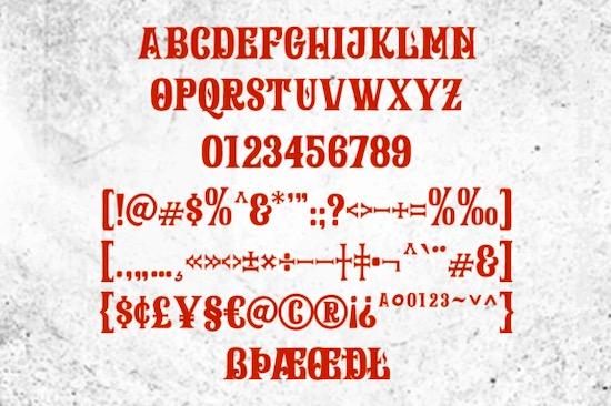 Riptone font download