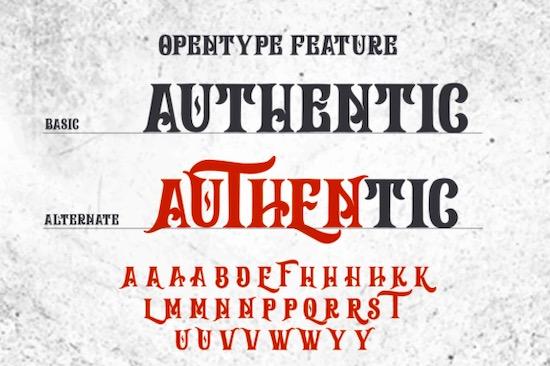 Riptone font free