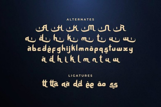 Special Ramadhan font download