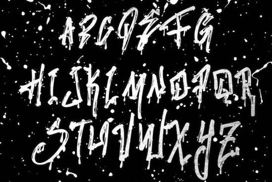 Stronger Megatron font free