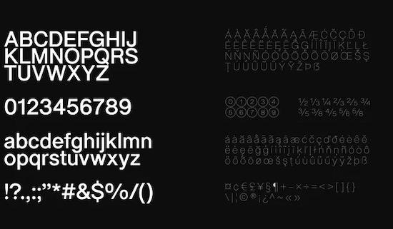 Sublima font download