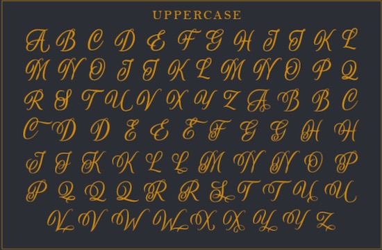 The Airthan font download