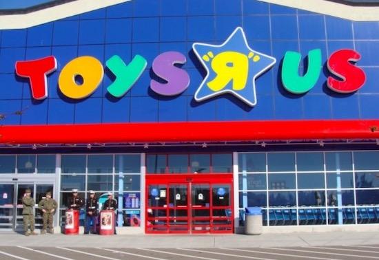 Toys R Us font
