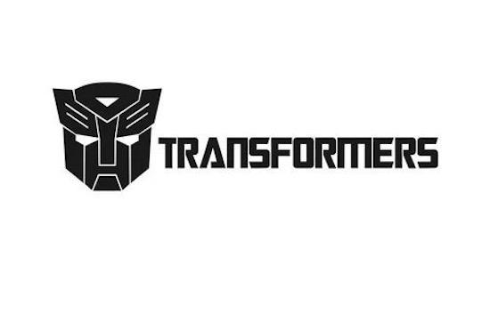 Transformers font