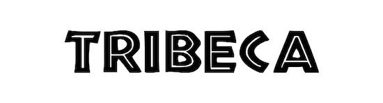 Tribeca font free