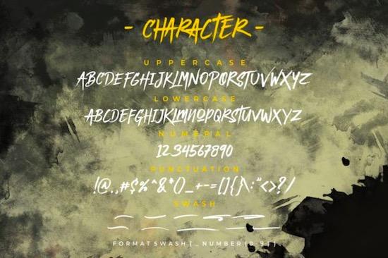 Ultimate Slayer Font free