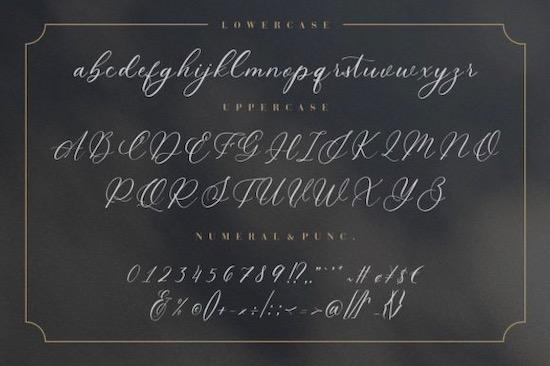 Wyattruly font free
