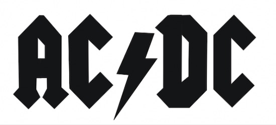 ACDC font free download