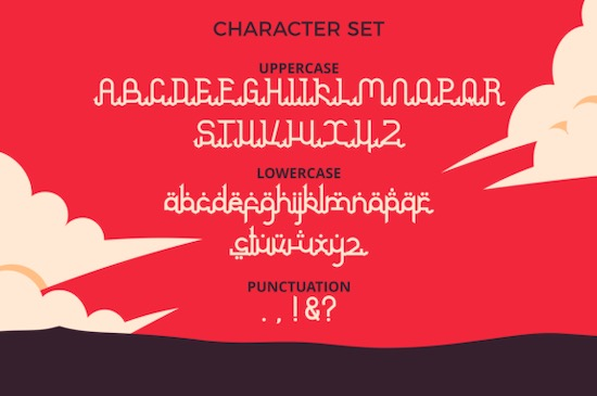Arabian font download