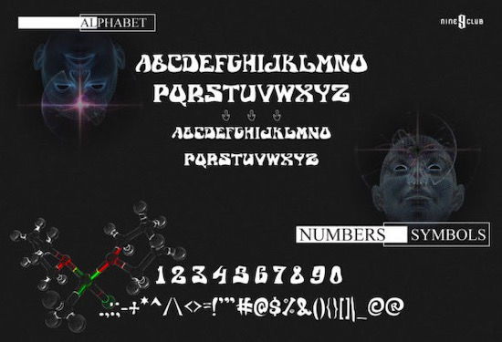 Astroworld font download free