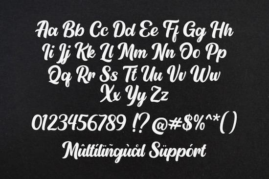 Auckland Hills font free
