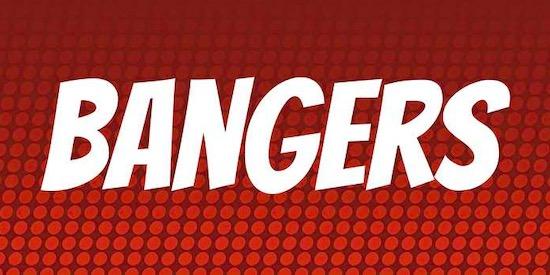 Bangers font free