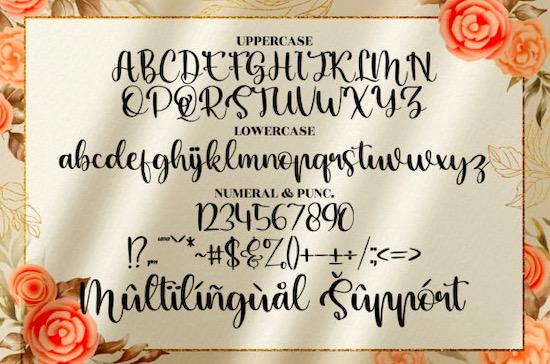 Better Lovely font download