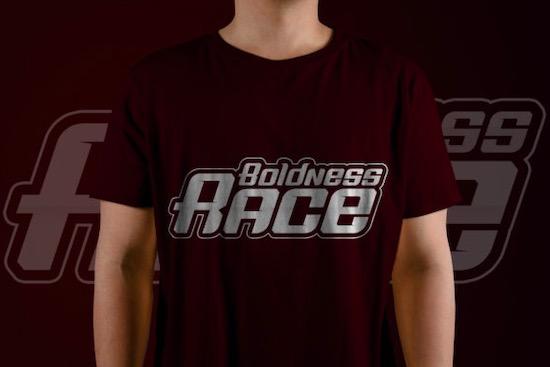Boldness Race font free