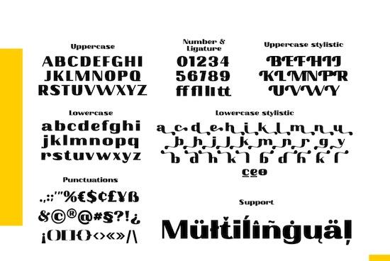Boldoy font download