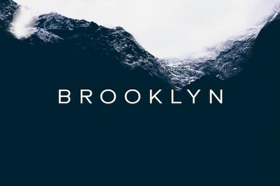 Brooklyn font free download
