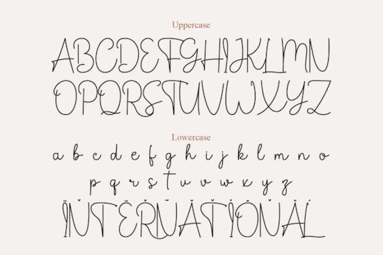 Carlytte font download