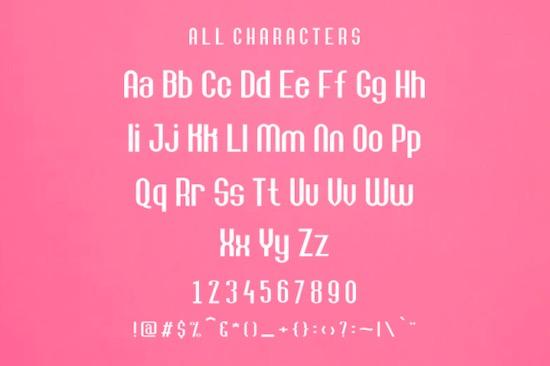 Dalgona Sans Serif font download