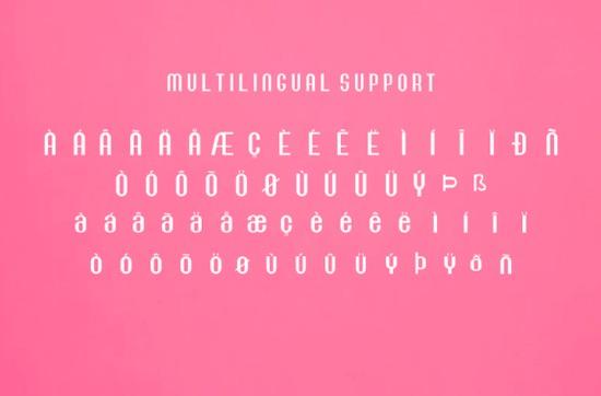 Dalgona Sans Serif font free