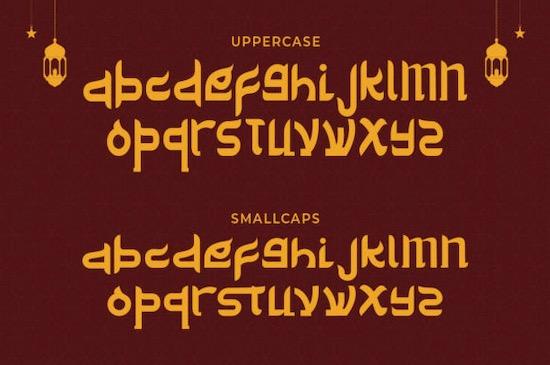 Delik font download