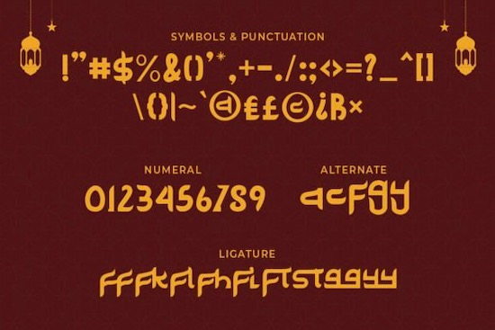 Delik font free