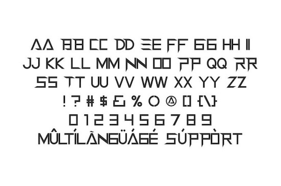 Dragen font download