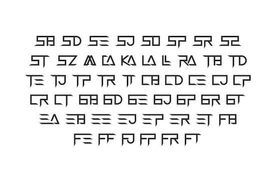 Dragen font free