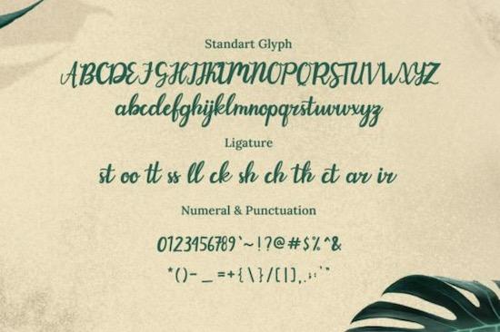 Evergarden font download
