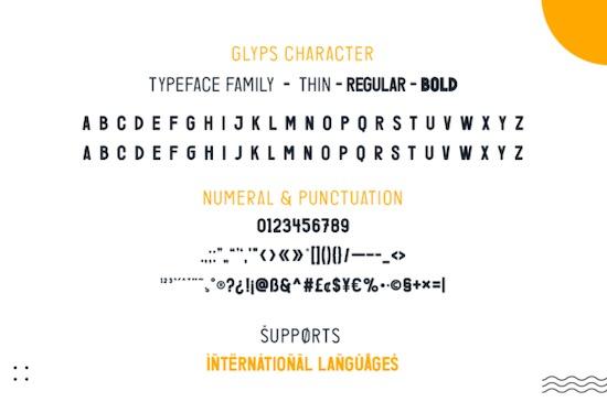 Feruka font free