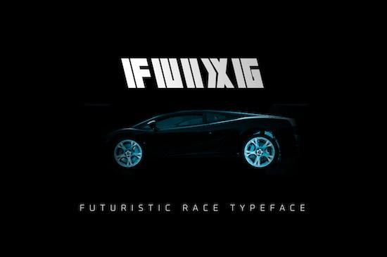 Fuixg font free download