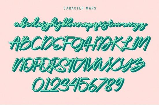 Geofanny font download
