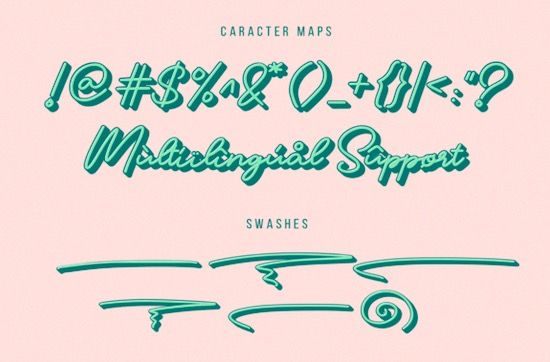 Geofanny font free