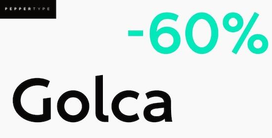 Golca font free download