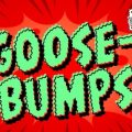 Goosebumps font
