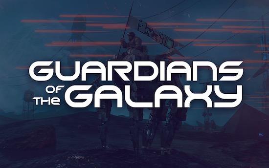 Grand Galaxy font free