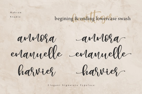 Hearttiger font download