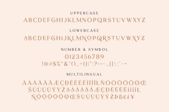 Herkings font download