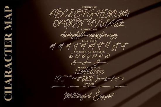Hestteroid Brilliant font download