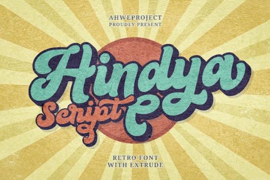 Hindya font free download