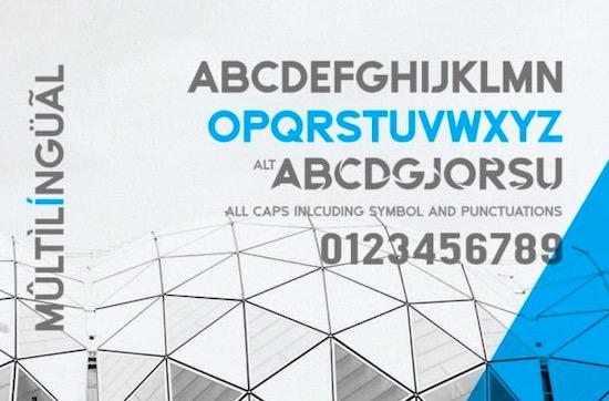 Jumbox font free