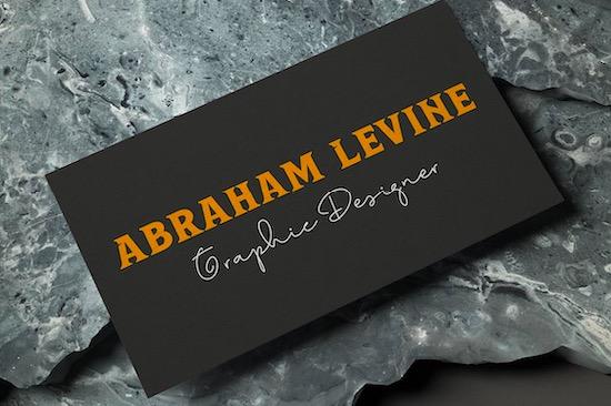 Leviathan font free download