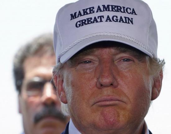 Make America Great Again font