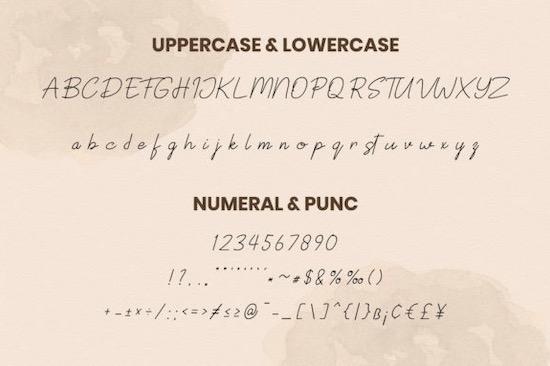 Mandasari font download