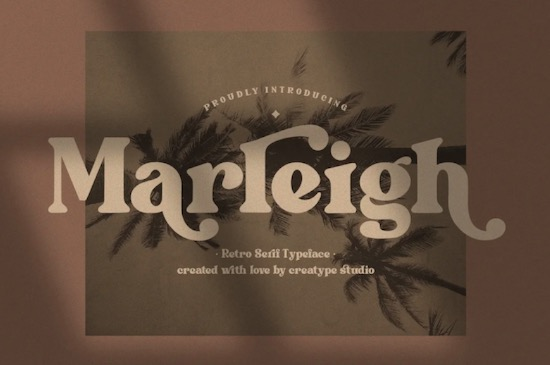 Marleigh font free download