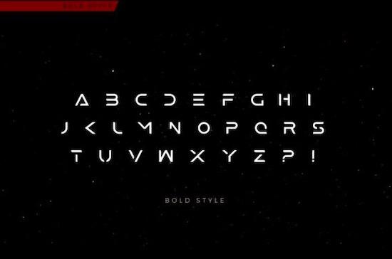 Mars font download
