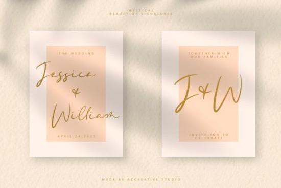 Mystical font download
