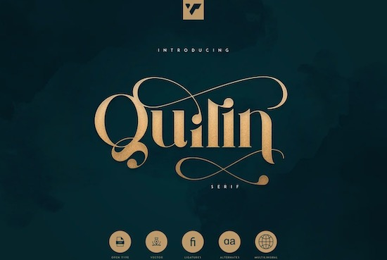 Quilin font download