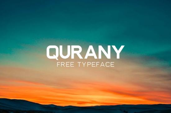 Qurany font download