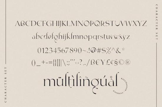 Rallisaguen font download